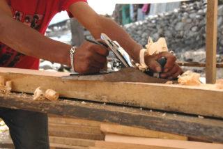 Rebuilding homes - Ellyn S.