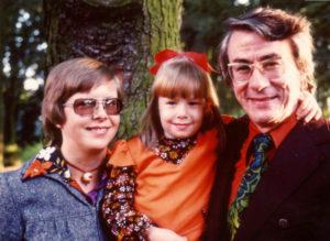 Dyrektor Doulosa, Frank Dietz z rodziną podczas pierwszej wizyty w Ameryce Południowej