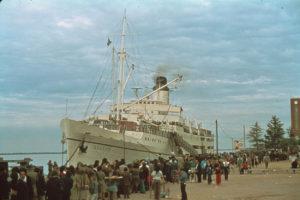 Doulos w Rosario w Argentynie 26 maja 1979.